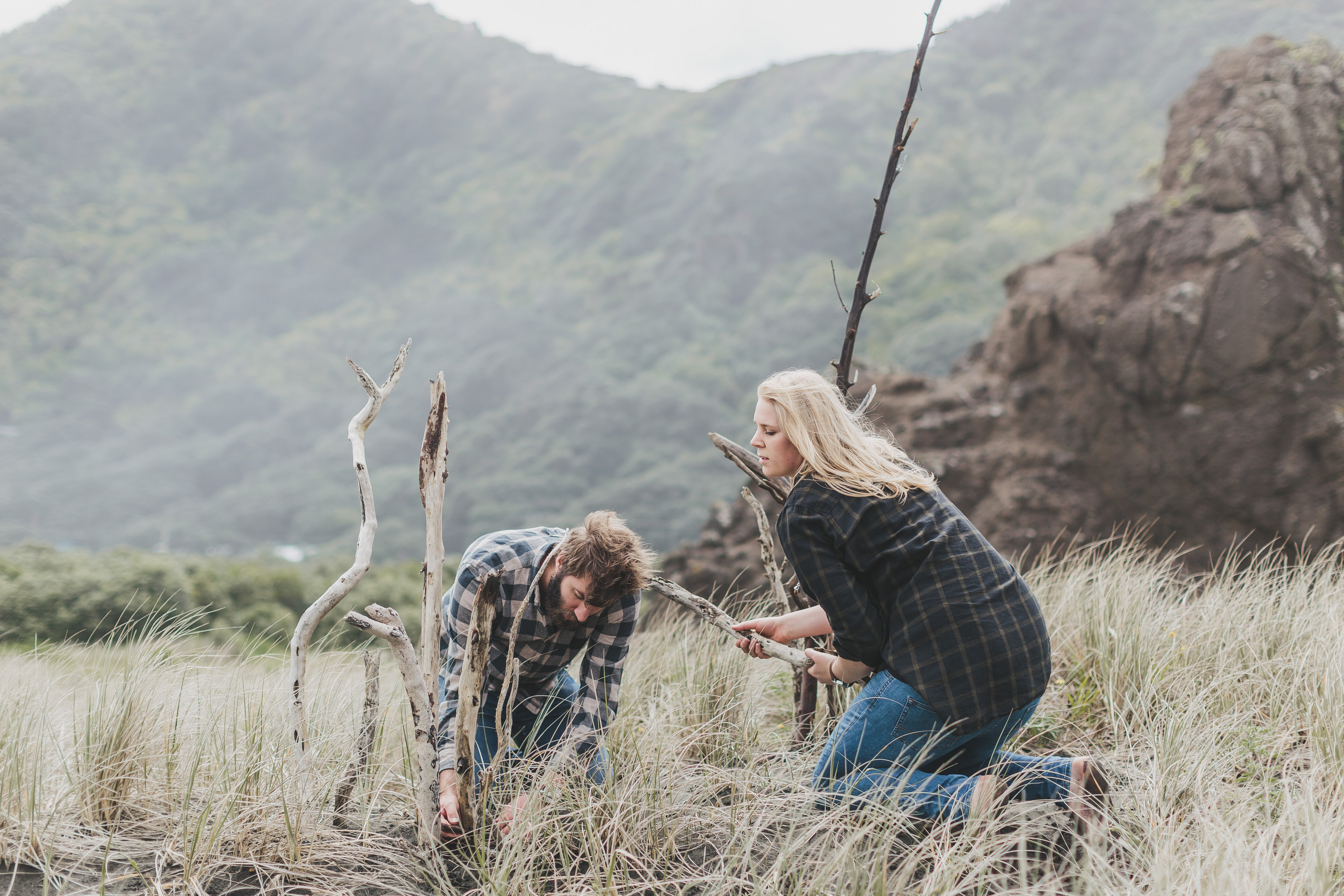 View More: http://coraleestone.pass.us/charlottle-and-harry-piha-styled-shoot