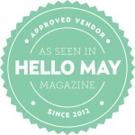 Hello May_Vendor badge_mag