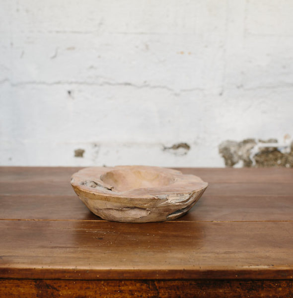 Wooden Bowl – Medium