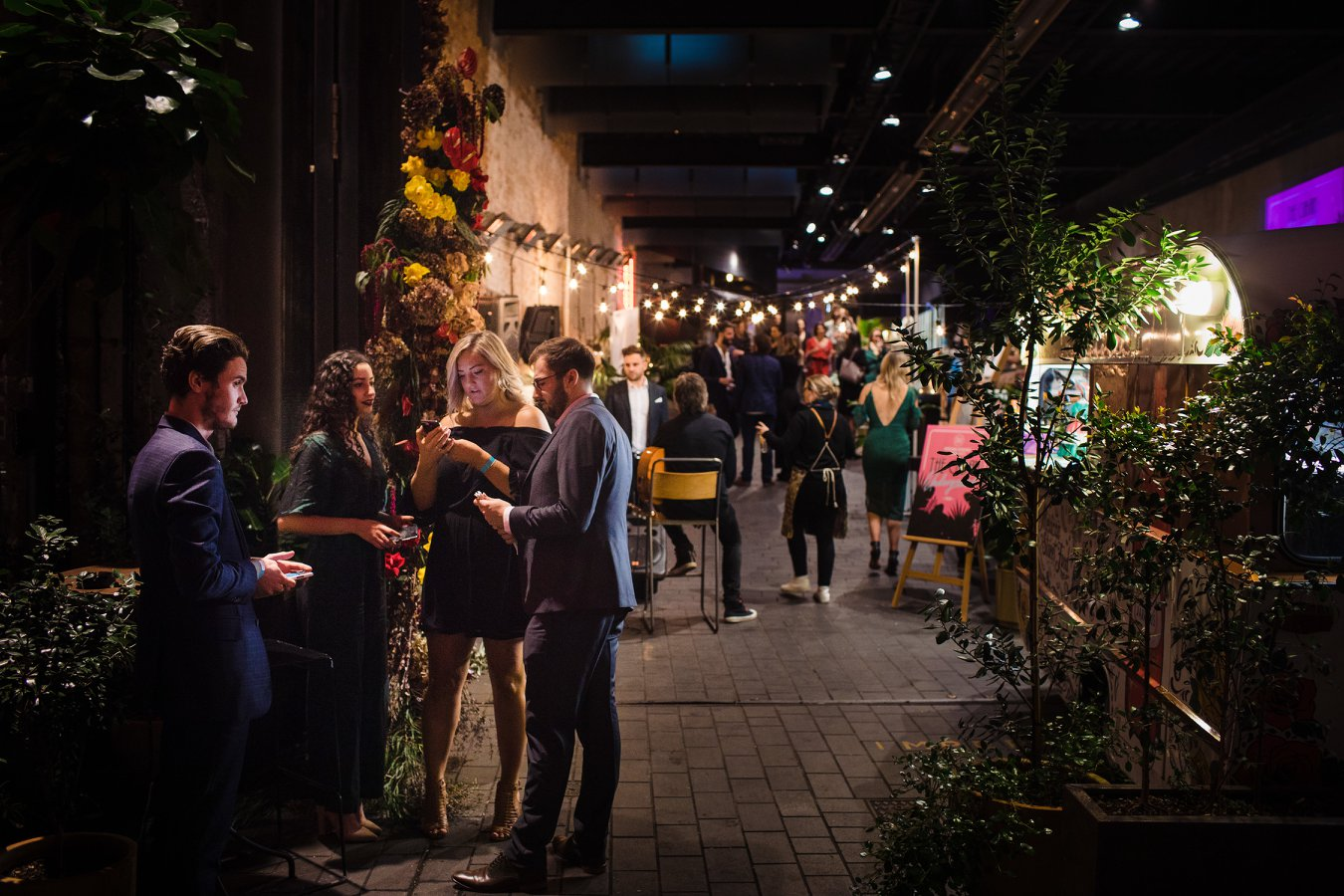 Auckland Weddings Vendor Night